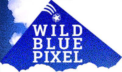 Wild Blue Pixel Website Design & TLC
